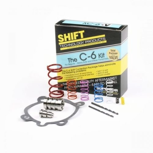Shift Factory Kit (C6 C-6 Shift Correction Package Fixes Factory Issues Shift Kit With Valve KC-6-V)