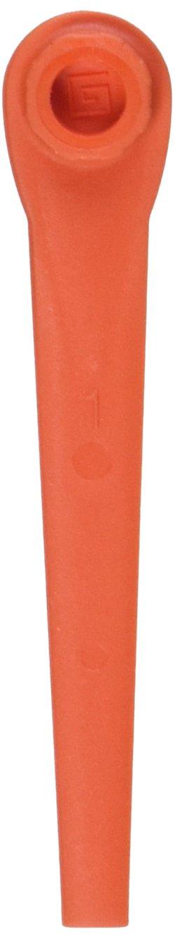 Cuchillas de recambio RotorCut GARDENA: cuchillas de recambio para desbrozadoras y desbrozadoras con batería, intercambiables, 20 piezas (5368-20)