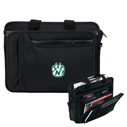 CollegeFanGear Northwest Missouri State Paragon Black Compu Brief 'Official Logo' by CollegeFanGear
