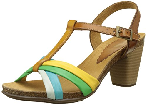 Multicolore Zapatos Bunker Grass Mujer Mora qtRqFwp0