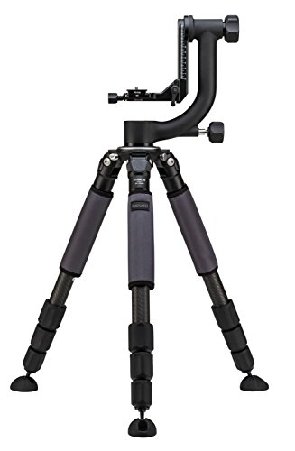 Rear Magnesium Wheel (Induro Tripods GIT304GHB2K No. 3 Grand Series Stealth Carbon Fiber Tripod Kit (Black))