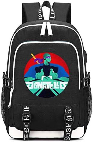 ZLXGJ Mbape Fußballstar Oxford Studententasche für Männer und Frauen, einfache Reduzierung der Kontrastfarbe für Schüler der Mittelstufe