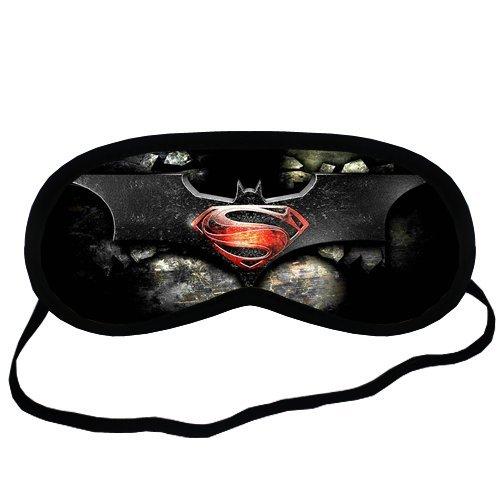 Batman Vs Superman Cool Logo Sleeping Mask Comfortable Fa...