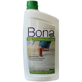 Great BonaKemi WT760051161 32 Ounce Stone, Tile And Laminate Floor Polish