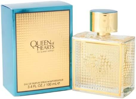 Queen Of Hearts By Queen Latifah Ml Edp Spray, 3.4 Ounce