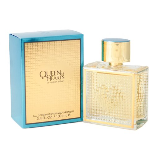 Queen Of Hearts By Queen Latifah Ml Edp Spray, 3.4 Ounce