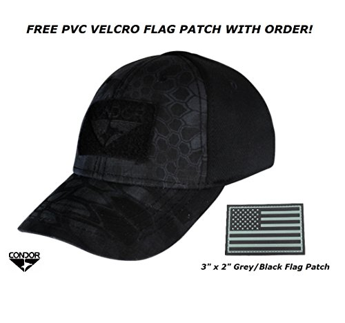 Flex Fit Camouflage Cap - 8