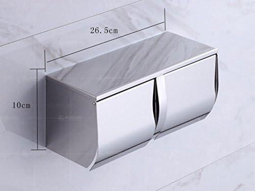 Caja acero inoxidable ba?o papel higišŠnico/armazš®n para papel ...