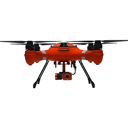 Swellpro Waterproof Splash Drone 3 Auto with 4K HD Camera...