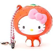 Hello Kitty Squishy: Tangerine Orange