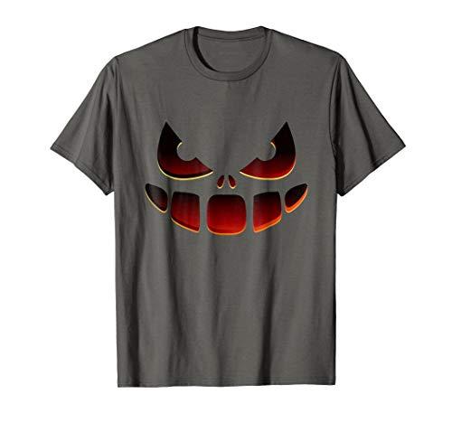 Halloween Scary Face - Creative T-Shirt ()