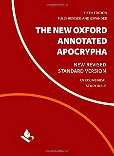 The new oxford annotated bible with apocrypha new revised standard the new oxford annotated apocrypha new revised standard version fandeluxe Choice Image