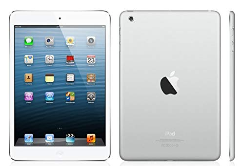 Apple iPad Air A1474 (16GB, Wi-Fi, White) (Renewed)