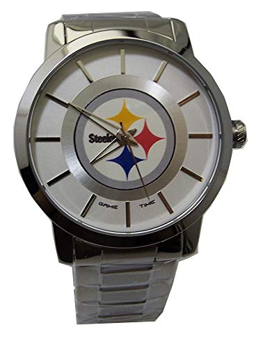 (Pittsburgh Steelers Watch Mens Competitor Series NFL Wristwatch)