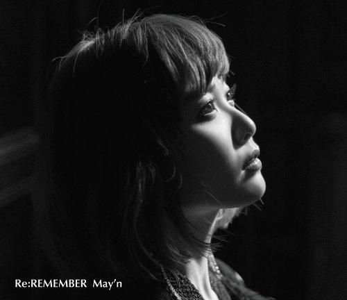 May'n(中林芽依) / Re:REMEMBER[DVD付初回限定盤]〜TVアニメ「M3〜ソノ黒キ鋼〜」OPテーマの商品画像