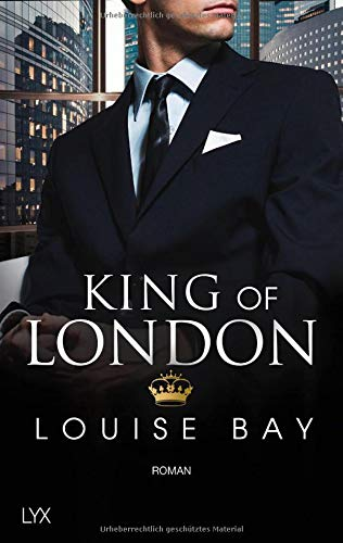 King Of London Amazon Co Uk Bay Louise Mehrmann Anja 9783736312876 Books