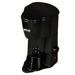 Better Chef IM-102B Compact Personal Coffee Maker | Brews up to 12 oz. | Compact Size,Black