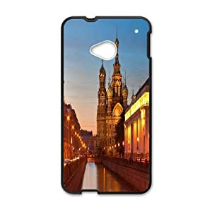 World-Famous Spot Images Ideal Phone Shell,This Shell Fit To HTC One M7