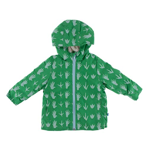 KicKee Pants Print Sherpa-Lined Raincoat | Geology and Meteorology Collection |