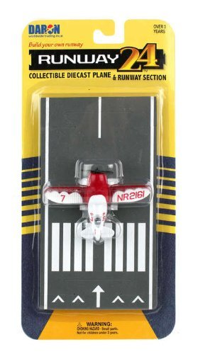 Daron Worldwide Trading Runway24 Gee Bee Racer - Gee Bee Airplane