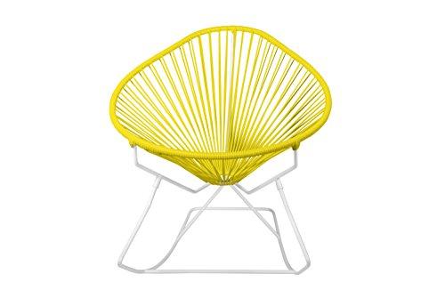 Amazon Com Innit Designs Acapulco Rocker Yellow Weave