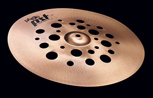 Paiste 14 Inches PST X Swiss Flanger Stack Cymbal by Paiste
