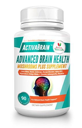 Activa Naturals Supplement Ashwagandha Concentration product image