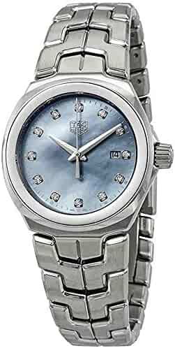 Tag Heuer Link Diamond Ladies Watch WBC1313.BA0600