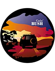 Bushranger 83Z98X Goin' Bush Spare Wheel Cover, Black