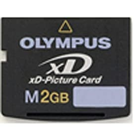 Olympus 2GB xD-Picture Card 83 You will appreciate the convenience and large capacity of the Olympus 2GB xD-Picture Card. This ultra-compact card allows you to capture much more and in h