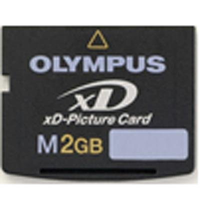 Olympus 2GB xD-Picture Card by Olympus
