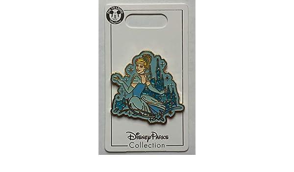 Cinderella Sparkle Castle Disney Pin 131423