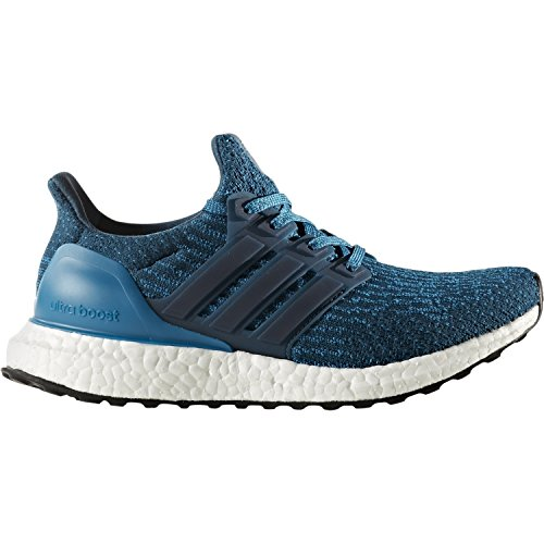 Price comparison product image adidas ultraBOOST J Petrol Night Primeknit 4 M US Big Kid