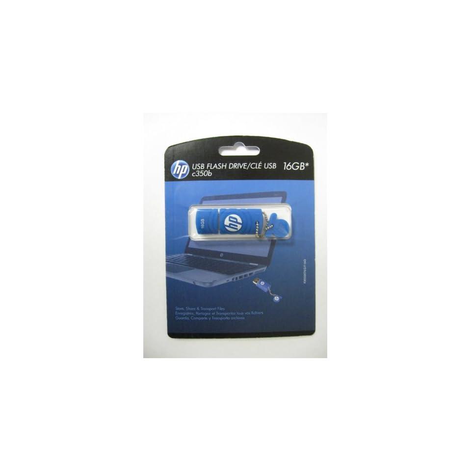 HP USB Flash Drive 16GB c350b (P FD16GHP350 GE)