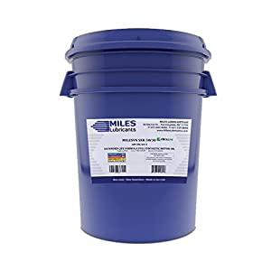 Milesyn SXR 5W30 API GF-5/SN Dexos1 Full Synthetic Motor Oil 5 Gallon Pail
