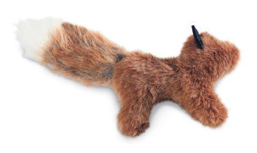Premier Pet Wild Fox Plush Dog Toy, Medium, My Pet Supplies