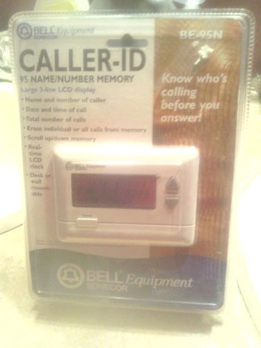 Bell Equipment Caller-ID BE-95