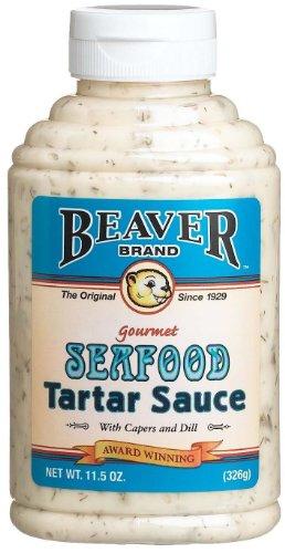 Beaver B78387 Beaver Seafood Tartar Sauce - Sauce Beaver Tartar