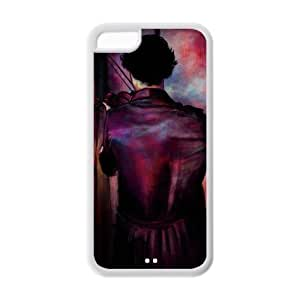 New Fashion Brilliant Expert Detective Design TPU Rubber Skin Case Compatible with Apple iPhone 5C