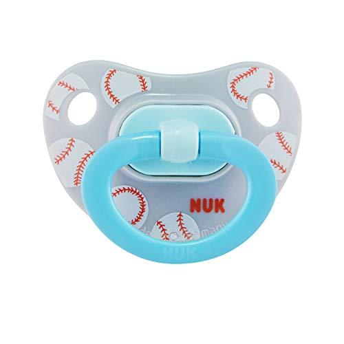 Amazon.com: NUK - Chupetes ortopédicos deportivos (2 ...