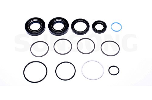 Sunsong 8401410 Rack and Pinion Seal Kit (Acura, Honda, Isuzu)