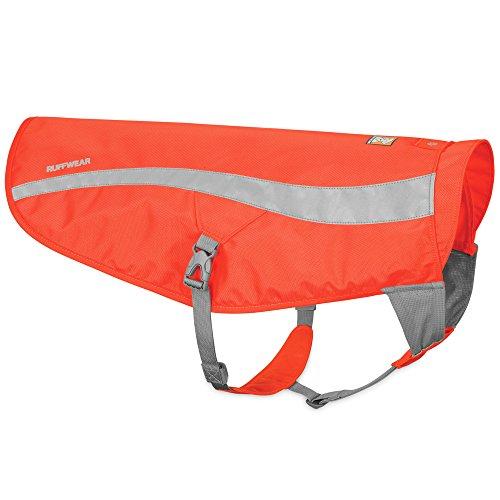 RUFFWEAR - Track Jacket, Blaze Orange, Small/Medium (2018) by RUFFWEAR