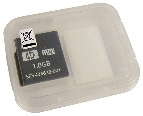 HP 10GB Mini SD Flash Memory Card 434628-001 by HP