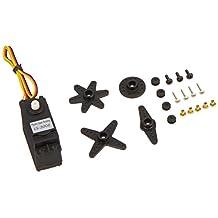 OSEPP Plastic Gear Analog Servo-360 Components Other LS-3006