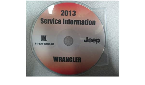 factory service manual jeep wrangler jk