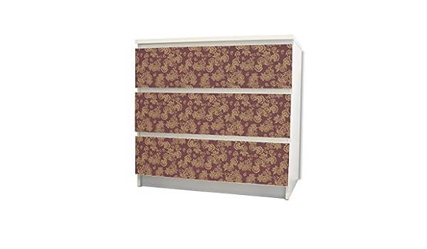 yourdea – Muebles cajón Pegatinas Calcomanías para cómoda de Ikea ...