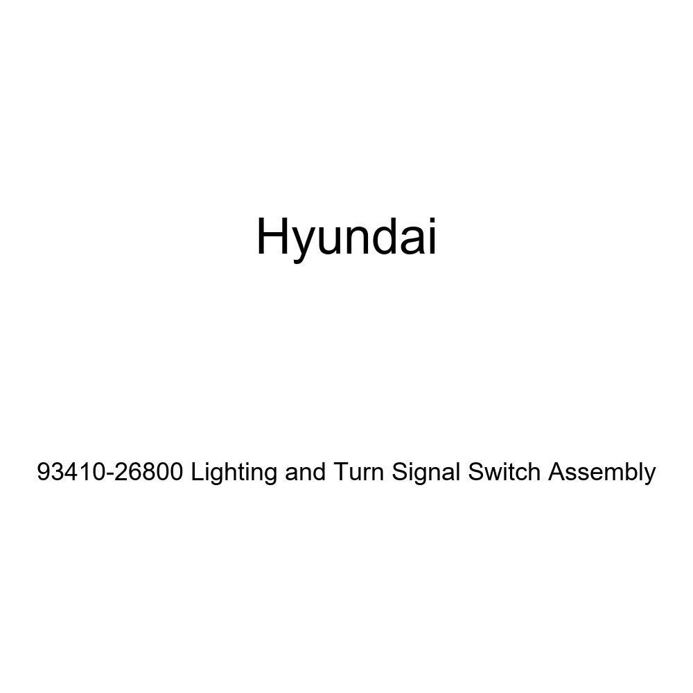 Genuine Hyundai 93410-26800 Lighting and Turn Signal Switch Assembly
