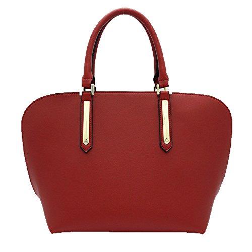 Zm Women Handbags Shoulder Bag Messenger Bag Tote Bag Ladies Nylon Shopping Travel Bag Casual Bag Folding Beach Red