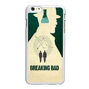 funda iPhone S1C59 Mínimo Breaking Bad U3W6HN 6 4.7 pufunda LGadas funda caja del teléfono celular cubre HW5WMT6RM blanco