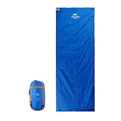 Umschlag Hüttenschlafsäcke & Inletts Sommerschlafsack, Reiseschlafsack dünn, leicht & kompakt. Ideal für Reisen durch warme Länder